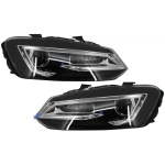 Auto Connections Polo A4 Style Matrix Projector Headlights