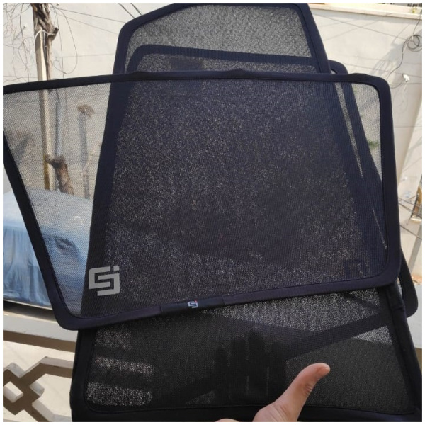Premium (High Quality) Magnetic Sunshade for 5 Seater| Custom fit |