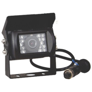RD Rear View CCD Camera 24 volt for Commercial vehicles (Truck/JCB/cranes)