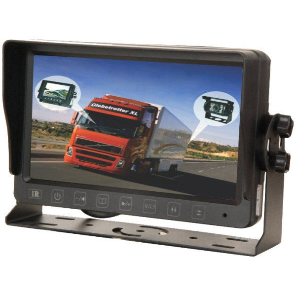 RD DBS 700 Dashboard Display 24 volts for Commercial vehicles (Truck/JCB/cranes)