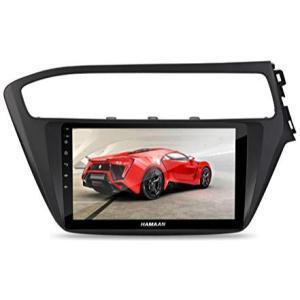 Hamaan Android Player for Hyundai Elite i20 with 2GB RAM, 16GB/32GB Internal Memory, Screen Mirroring