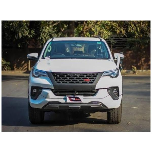 Toyota Fortuner TRD type Bumper Grill
