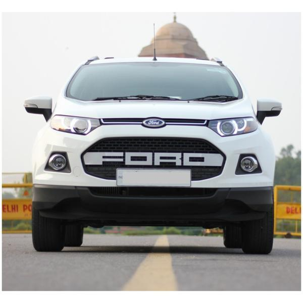 Ford Ecosport Raptor style Bumper Grill
