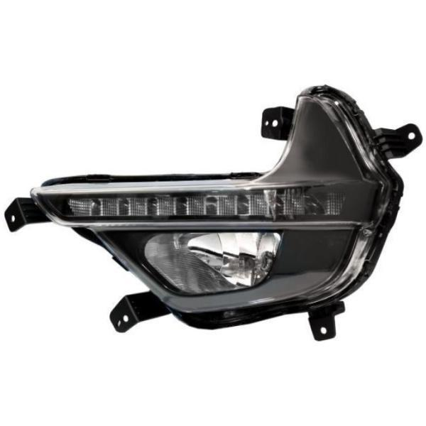 Lumax Fog Lamps with DRL for Tata Hexa