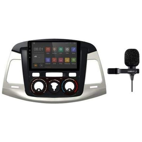 Hamaan Android Player for Toyota Innova 2011-14 with 2GB RAM, 16GB/32GB Internal Memory, Screen Mirroring