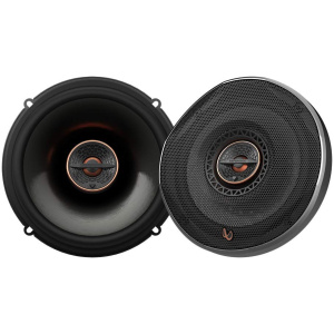 INFINITY REF-6522IX 6.5 INCH HIGH PERFORMANCE EZFIT CO-AXIAL SPEAKERS, 180W, 60W RMS