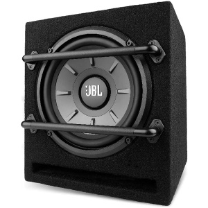 JBL STAGE800BA – 8″ Powered Subwoofer with Class D Amplifier