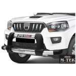 M-Tek Stainless Steel Front Bumper Guard for Mahindra Scorpio