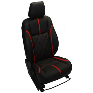 Custom Fit Godfather Artificial Leather Car Seat Cover