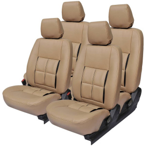 Custom Fit Schindler Artificial Leather Car Seat Cover