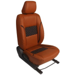 Custom Fit Scarface Artificial Leather Car Seat Cover