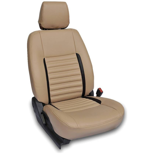 Custom Fit Departed Artificial Leather Car Seat Cover