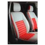Custom Fit Ares Artificial Leather Car Seat Cover