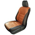 Custom Fit Hades Artificial Leather Car Seat Cover