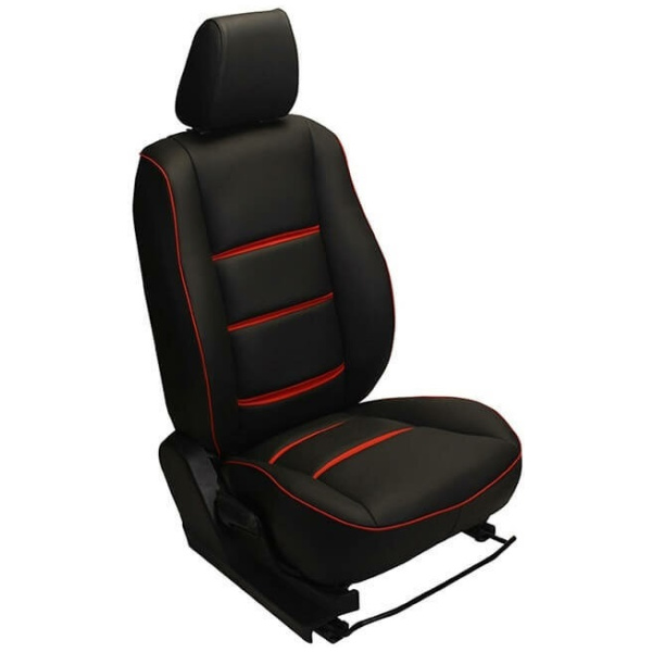 Custom Fit Hermes Artificial Leather Car Seat Cover