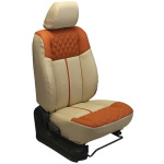 Custom Fit Odin Artificial Leather Car Seat Cover
