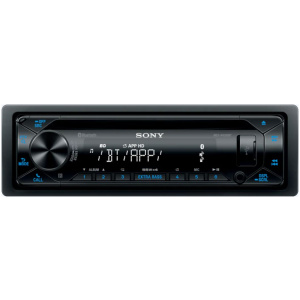 Sony MEX-N4300BT single din with Bluetooth, CD Receiver, Extra Bass