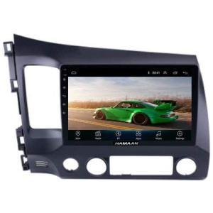 Hamaan Android Player for Honda Civic 2006-18 with 2GB RAM, 16GB/32GB Internal Memory, Screen Mirroring