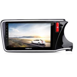 Hamaan Android Player for Honda City (>2018) with 2GB RAM, 16GB/32GB Internal Memory, Screen Mirroring