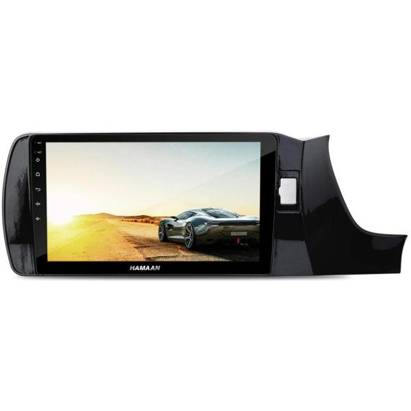 Hamaan Android Player for Honda Amaze with 2GB RAM, 16GB/32GB Internal Memory, Screen Mirroring