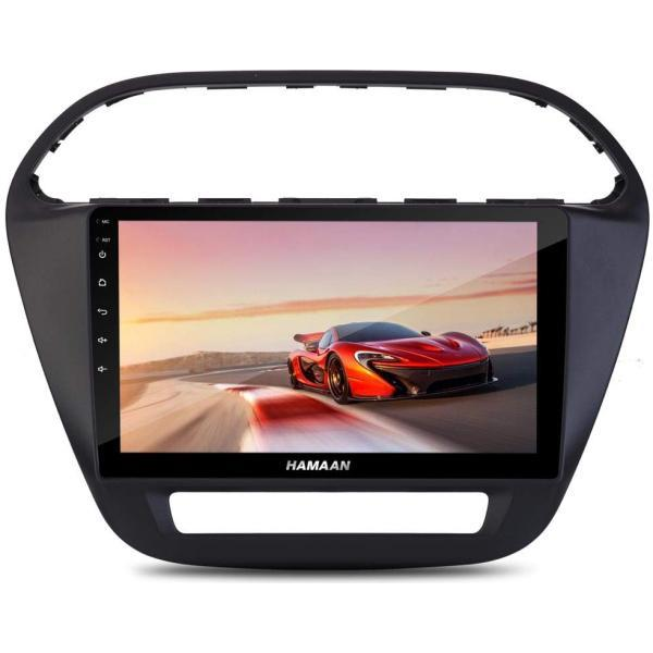 Hamaan Android Player for Tata Tiago with 2GB RAM, 16GB/32GB Internal Memory, Screen Mirroring