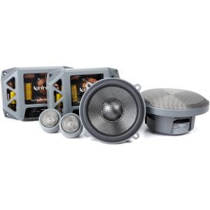 INFINITY KAPPA PERFECT 600 6.5 INCH 2-WAY EXTREME COMPONENT SPEAKERS