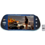 Hamaan HMPS-7770 Rear View Monitor with Bluetooth, Mirror Link (Touch Screen)