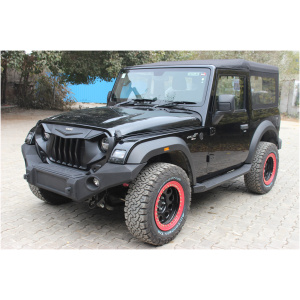 Front Bumper Guard For Mahindra Thar Type 3