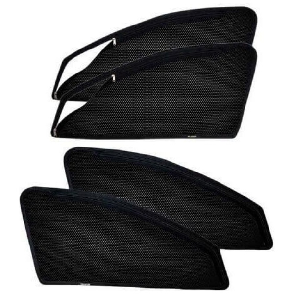 Zipped Magnetic Sun Shades for 7 seater Custom Fit (6pc)