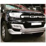 Ford Endeavour Raptor Style Bumper Grill with LED strips