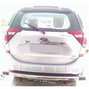 M-Track Stainless Steel Rear Bumper Guard for Mahindra XUV500