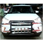 M-TRACK Stainless Steel Front Bumper Guard for Hyundai Creta (old)