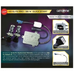 Genome HID Headlight 55W with conversion kit (Universal)