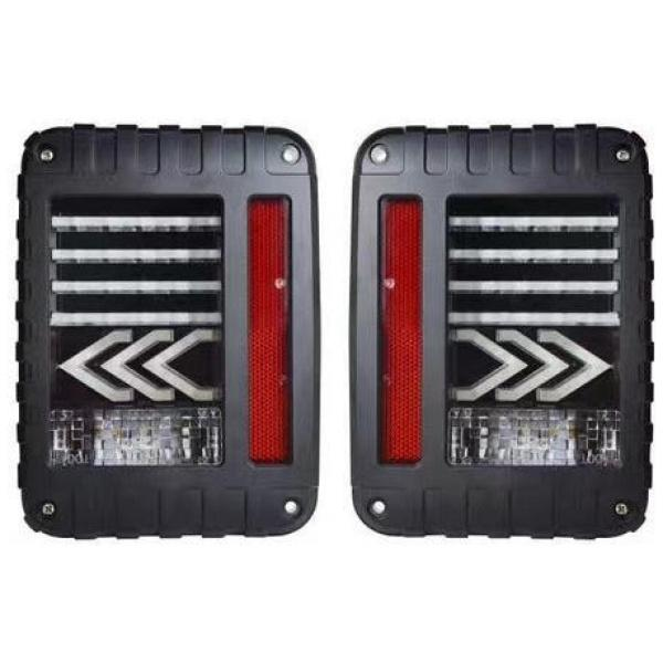 Auto Connections Mahindra Thar  LED Tail Lamps