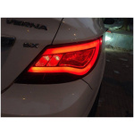 Auto Connections Verna Fluidic LED Tail Lamps
