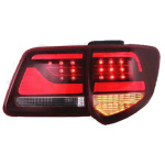 Auto Connections Fortuner 2012 LC LED Tail Lamps