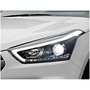 Auto Connections Creta Knight Rider Projector Headlights with DRL