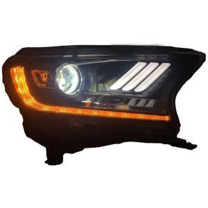 Auto Connections Ford Endeavour Mustang style Head Lamps