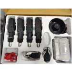 RD 444 Car Central Locking system for VW cars with Remote Control, 3 years warranty