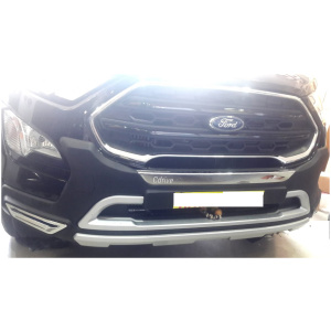 Ford Ecosport ABS Front & Rear Diffuser Kit