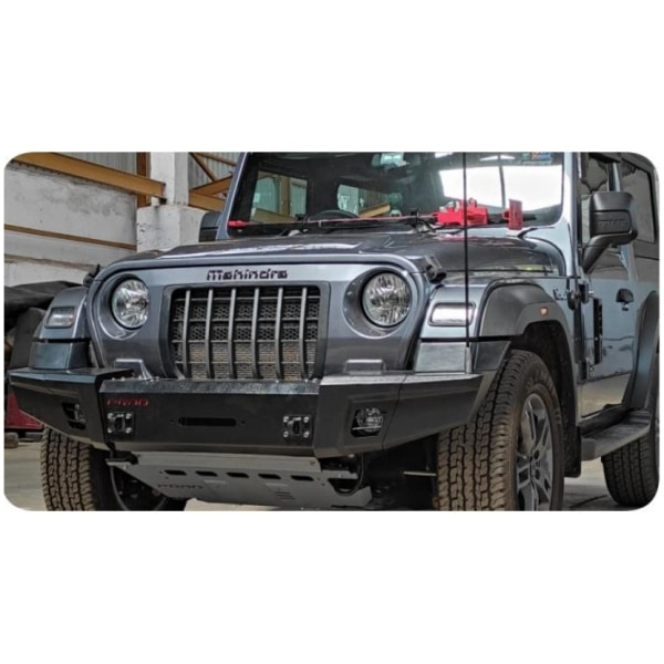 Front Bumper Guard For Mahindra Thar Type 4